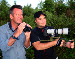 Nigel Marven with Richard Ettlinger